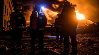 Çin'de patlama: 44 ölü, 640 yaralı