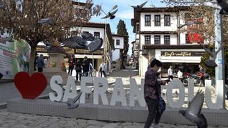 Safranbolu'da hedef 1,5 milyon turist