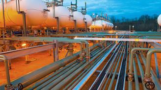 Doğal gaz ithalatı ocakta azaldı