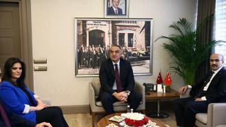 Bakan Ersoy: Turist sayısında hedefimiz 70 milyonda kalmak değil
