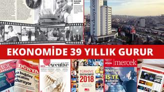 DÜNYA Gazetesi 39 Yaşında