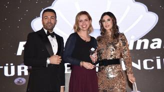 Feyzan Ersinan, başarısını ödülle taçlandırdı