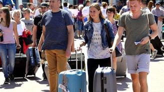 Avrupalı turistler geri dönüyor, fiyat artıyor