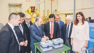 İnci GS Yuasa'nın 120 milyon liralık 3. fabrikası üretimde