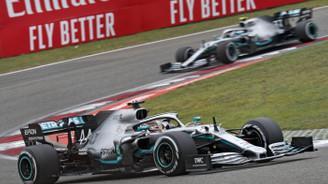 Formula 1 tarihinin 1000. yarışı yapıldı