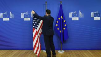 AB-ABD ticaret müzakereleri başlıyor