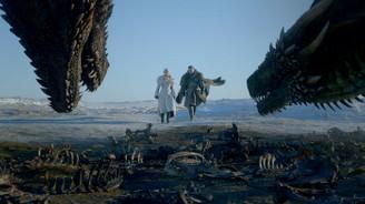 Game of Thrones 3.1 milyon kişiyi 'hasta' etti