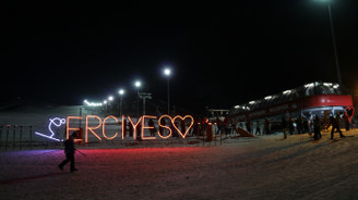 Erciyes, sezonu 2 milyonun üzerinde ziyaretçi ile kapatacak