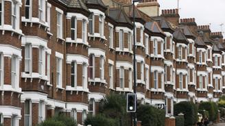 İngiltere'de konut fiyatları hız kesti
