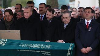 Eski İTO Başkanı Şahinoğlu için cenaze töreni