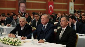 AK Parti'de İstanbul toplantısı