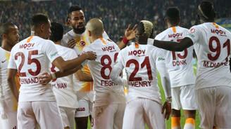 Galatasaray finale yükseldi