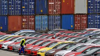 Otomotivde ilk çeyrek ihracatı yüzde 5,7 daraldı