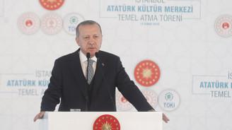 Erdoğan, Anadolu Ajansı'nın kuruluş yıl dönümünü kutladı