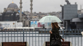 Yağışlı hava yurdu etkisine alacak