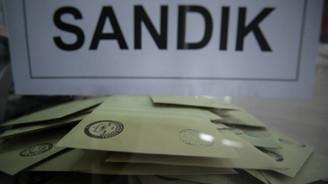 YSK'dan Ankara'daki 13 ilçe için ret