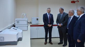 Balıkesir Üniversitesi'ne bitkisel yağ laboratuvarı