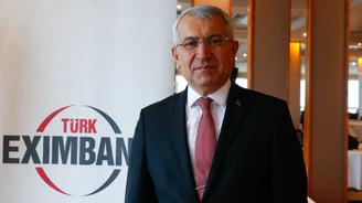 Eximbank genel müdürü ayrıldı