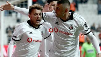 Beşiktaş evinde kazandı