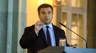 Ukrayna Dışişleri Bakanı istifa etti