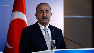 Çavuşoğlu'ndan BM ve AB'ye 'Doğu Akdeniz' mektubu