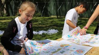 MEB'den 1,6 milyon çocuk için 'Dersi açık havada oyunla işle' çağrısı