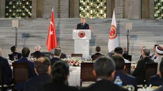 Cumhurbaşkanı Erdoğan: Hepimiz Türkiye gemisinin yolcularıyız