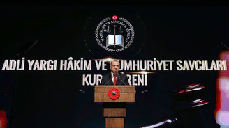 Cumhurbaşkanı Erdoğan hakim ve savcılara seslendi