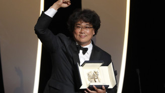 Cannes'da Altın Palmiye, Parasite filmine verildi