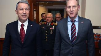 Bakan Akar, ABD Savunma Bakan Vekili ile telefonda görüştü