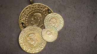 Gram altın 250 lira seviyelerinde