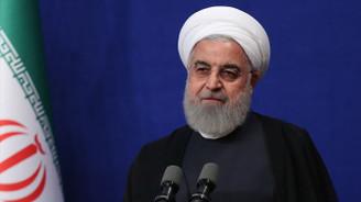 Ruhani'den ABD ile müzakere açıklaması