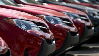 Otomotiv pazarı Nisan'da yüzde 56 küçüldü