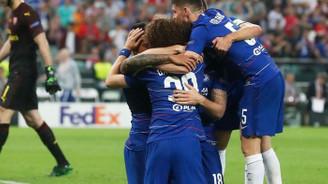 Chelsea UEFA Avrupa Ligi şampiyonu oldu