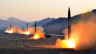 Kuzey Kore yeniden füze ateşledi