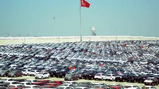 AB'ye otomotiv ihracatı %13 azaldı