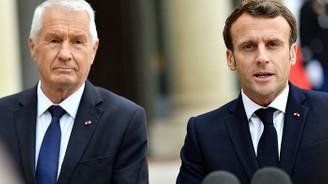 Macron: Rusya'nın Avrupa Konseyi'nde kalmasını istiyorum