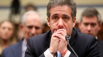 Trump'ın eski avukatı Cohen cezaevine girdi