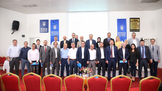 Bursa Kültür ve Turizm Tanıtma Birliği'nde Aktaş güven tazeledi