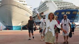 Kruvaziyer turizmi eski günlerine geri döndü