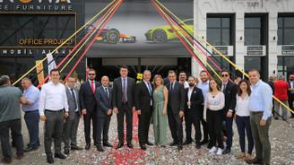 Maresen Otomotiv, yeni satış ve servis noktasını hizmete açtı