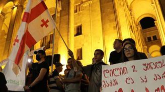 Gürcistan'da protestolar sonucu seçim sistemi değişti