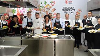 Mutfak Akademi patronları ağırladı
