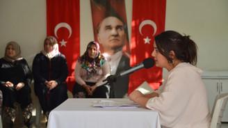 Mudanyalı kadınlara kooperatifleşme eğitimi