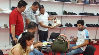 BURSAF'tan ihracata katkı