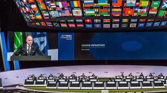 Infantino yeniden FIFA Başkanı