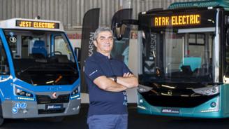Karsan elektrikli otobüste Avrupa'da 'Atak'a geçiyor