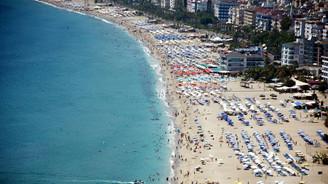 Antalya 6 ayda 5.6 milyon turist ağırladı