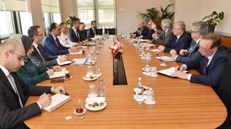 Rusya ile Suriye toplantısı