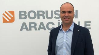 Borusan Araç İhale vites büyütüyor